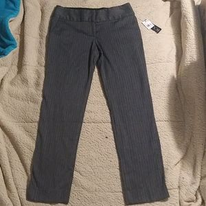 Pants - BCX pin stripe slacks size 9